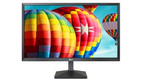 "LG 22MK400H-B, 21.5"" LED, AG, 5ms GTG, 1000:1, Mega DFC, 200cd/m2, Full HD 1920x1080, RADEON FreeSync, D-Sub, HDMI, Tilt, Black"