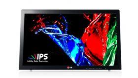 "LG 23ET63V-W, 23"" Full HD 1920x1080 IPS Touch Screen , AG, 10 Point Finger Touch, 5ms GTG, Mega DFC, 250cd, 178° x 178° Viewing Angle, DVI-D, D-Sub, USB, HDMI, White/Black"