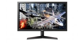 "LG 24GL600F-B, 23.6"" TN, AG, 1ms 144Hz, Mega DFC, 300cd/m2, Full HD 1920x1080, Radeon FreeSync, HDMI, DisplayPort, Headphone Out, Tilt, Black"