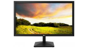 "LG 24MK400H-B, 23.5"" LED, AG, 5ms GTG, 1000:1, Mega DFC, 250cd/m2, Full HD 1920x1080, D-Sub, HDMI, RADEON FreeSync, Tilt, Black"