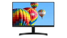 "LG 24MK600M-B, 23.8"" IPS LED AG, Cinema Screen 3-Side Borderless, 5ms GTG, 1000:1, Mega DFC, 250cd/m2, Full HD 1920x1080, D-Sub, HDMI, Radeon FreeSync, Tilt, Black"