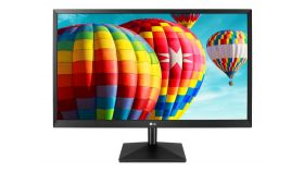 "LG 27MK430H-B 27"" Wide LED, IPS Panel Anti-Glare, 5ms GTG, 1000:1,Mega DFC, 250cd/m2, Full HD 1920x1080,Radeon FreeSync™ ,OnScreen Control,Black Stabilizer, D-Sub, HDMI, Tilt, Headphone Out, Matt Black"