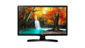 "LG 28TK410V-PZ, 27.5"" WVA, LED non Glare, 5ms GTG, 1000:1, 5000000:1 DFC, 250cd, 1366x768, HDMI, CI Slot, TV Tuner DVB-T2/C/S2 (MPEG4), Speaker 2x5W, USB 2.0, Black"