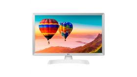 "LG 28TN515V-WZ, 27.5"" WVA, LED non Glare, TV Tuner DVB-T2/C /S2, 5ms GTG, 1200:1, Mega DFC, 250cd, 1366x768, HDMI, USB2.0, Cl slot, HOTEL MODE, Speaker 2x5W, White"
