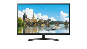 "LG 32MN500M-B, 32"" Full HD IPS Monitor(1920 x 1080) with FreeSync, IPS Panel, 5ms, 1200:1, 250 cd/m2, 1920 x 1080, NTSC 72% Color Gamut, Flicker Safe, HDMI, Headphone Out, Tilt, Black"