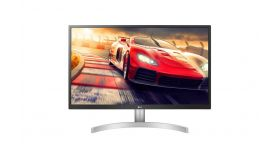 "LG 32UL500-W, 31.5"" Wide LED AG, VA, sRGB 98%, 4ms, 300 cd/m2, 3000:1, 3840x2160, HDR 10, HDMI, DisplayPort, Radeon FreeSync, Dynamic Action Sync, Headphone out, Tilt, Black"