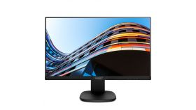 """Philips 243S7EJMB, 23.8"""" Ultra Narrow Wide IPS LED, 5 ms, 1000:1, 20M:1 SmartContrast, 250 cd/m2, 1920x1080 FullHD, USB, D-Sub, HDMI, DP, Speakers, Black"""