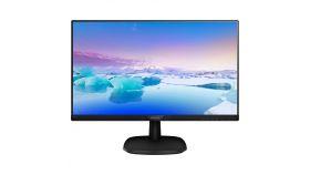 "Philips 273V7QDSB, 27"" Wide IPS, LED, 5ms, 1000:1, 10M:1 DCR, 250cd/m2, 1920x1080@60Hz, Tilt, D-Sub, HDMI, DVI, Black"