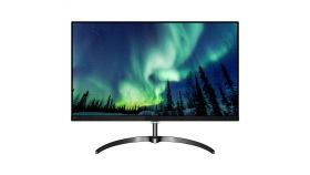 "Philips 276E8FJAB, 27"" Wide IPS LED, 4 ms, 1000:1, 20M:1 DCR, 350 cd/m2, 2560x1440@60Hz, Tilt, D-Sub, HDMI, DP, Headphone Out, Speakers, Silver"
