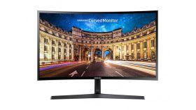 "Samsung C24F396FHUX, 23.5"" CURVED VA LED, 4ms, 1920x1080, HDMI, D-SUB, 250cd/m2, Mega DCR, 178°/178°, Black High glossy"