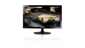 "Samsung S24D330HSX, 24"" TN LED, GAMING, 1ms, 1920x1080, HDMI, D-SUB, 250cd/m2, Mega DCR, 178°/178°, Black High glossy"