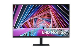 "Samsung 32A700 , 32"" VA LED, 60 Hz, 5 ms GTG, 3840x2160, 300 cd/m2, 2500:1, HDR 10, AMD FreeSync, Eye Saver, Flicker Free, 3xUSB, Display Port 1.2, HDMI 2.0, Headphone Jack, 178°/178°, Black"