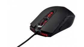 Asus GX860 ROG Buzzard Wired Laser Gaming Mouse, up to 5600dpi, USB, Black
