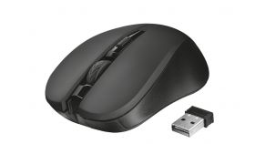 TRUST Mydo Silent Wireless Mouse BLK