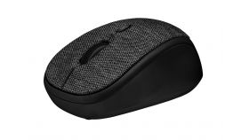 TRUST Yvi Fabric Wireless Mouse - black