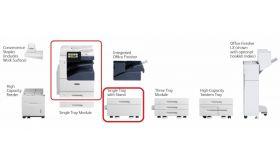 Xerox VersaLink B7025 + B7000 1-Tray with Stand Module + B7000 HDD (320GB)
