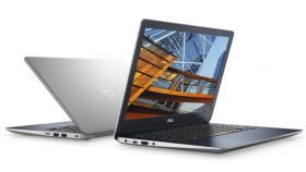 "Dell Vostro 5370, Intel Core i5-8250U (up to 3.40GHz, 6MB), 13.3"" FullHD (1920x1080) Anti-Glare, HD Cam, 8GB 2400MHz DDR4, 256GB SSD, Intel UHD Graphics 620, 802.11ac, BT 4.0, Backlit Keyboard, Linux, Grey, 3Y NBD"