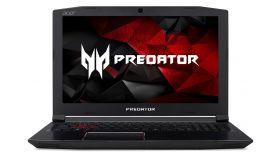 """Acer Predator Helios 300, Intel Core i7-8750H (up to 4.10GHz, 9MB), 17.3"""" FullHD (1920x1080) 144Hz IPS Anti-Glare, HD Cam, 16GB DDR4, 1TB HDD+256GB SSD, nVidia GeForce GTX 1060 6GB DDR5, 802.11ac, BT 5.0, Backlit Keyboard, MS Windows 10"""