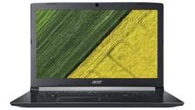 "Acer Aspire 5, A517-51G-54S2, Intel Core i5-8250U (up to 3.40GHz, 6MB), 17.3"" HD+ (1600x900) Glare, HD Cam, 8GB DDR4, 1TB HDD, DVD-DL, nVidia GeForce MX150 2GB GDDR5, 802.11ac, BT 4.2, Linux, Black"