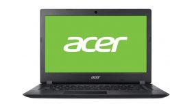 """Acer Aspire 3, A314-32-C8AP, Intel Celeron N4100 Quad-Core (up to 2.40GHz, 4MB), 14"""" HD (1366x768) Anti-Glare, 0.3MP Cam, 4GB DDR4, 128GB SSD, Intel UHD Graphics 600, 802.11ac, BT 4.1, Linux, Black"""