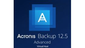 Acronis Backup 12.5 Advanced Virtual Host License incl. AAP ESD