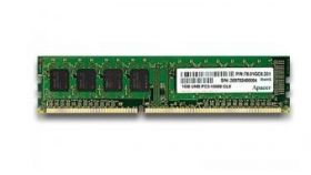 Apacer 2GB Desktop Memory - DDR3 DIMM PC10600 @ 1333MHz