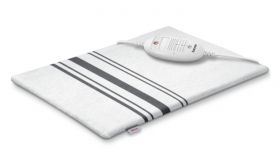 Beurer HK 25 Heat Pad; 3 temperature settings; auto switch-off after 90 min; washable on 40°;removable switch;40(L)x30(W) cm