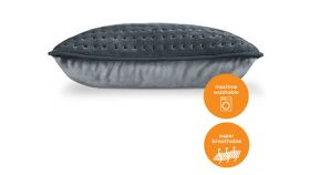 Beurer HK 48 Cosy Heat Pad; 3 temperature settings; auto switch-off after 90 min; washable on 30°; reversable cushion; with inner pad; removable switch; fleece fibre; 40(L)x30(W) cm