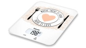 Beurer KS 19 love kitchen scale; 5 kg / 1 g