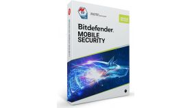 Bitdefender Mobile Security for Android, 1 user, 1 year