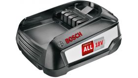 Bosch BHZUC181, Removable battery