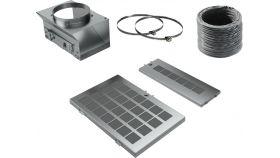 Bosch DWZ0AF0S0, Optional accessories for cooker hoods