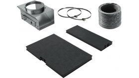 Bosch DWZ0AF0U0, Optional accessories for cooker hoods