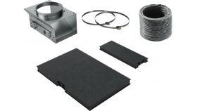 Bosch DWZ0AK0U0, Optional accessories for cooker hoods