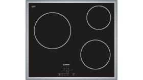 Bosch PKM645B17E, Conventional hob, 3 zones, 60cm