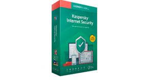 Kaspersky Internet Security Eastern Europe Edition. 3-Device 1 year Base Box