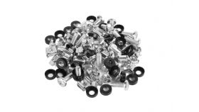 "Lanberg 19"" mounting screws set, 20 pcs"
