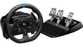 Logitech G923 Racing Wheel and Pedals for PS4 and PC - PLUGC - EMEA