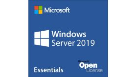 Microsoft Windows Server Essentials 2019 x64 English 1pk DSP OEI DVD 1-2 CPU