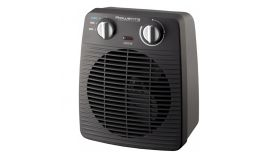 Rowenta SO2210F0, 2000W, 2 speeds, cool fan, 59db(A), thermostat. GREY / BLACK