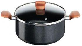 Tefal B2554602, STEW POT EXPRESS 24CM+LID, Stew Pot + lid 24 cm