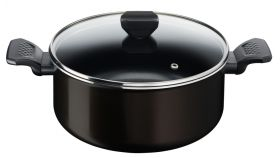 Tefal B5674653, Simply Clean Stewpot 24 with lid