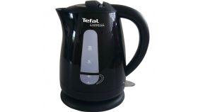 Tefal KO299830, Kettle, Plastic, 2400W, 1.5l, Minimum quantity of 250 ml, black