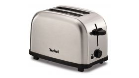 Tefal TT330D30, Ultra mini, Toaster, 700W, 2 Hole, 6 Stage thermostat, Stainless steel