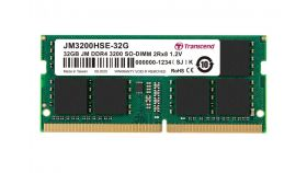 Transcend 32GB JM DDR4 3200Mhz SO-DIMM 2Rx8 2Gx8 CL22 1.2V