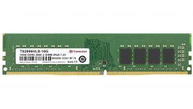 Transcend 16GB TS DDR4 2666Mhz U-DIMM 2Rx8 1Gx8 CL19 1.2V