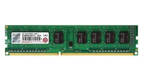 Transcend 4GB DDR3L 1600 U-DIMM 1Rx8, 1.35V