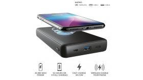 TRUST Primo Wireless Charging Powerbank 20000 mAh