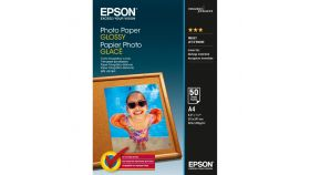 Epson Photo Paper Glossy, A4, 200g/m2, 50 sheets