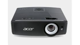 Acer Projector P6600, DLP, WUXGA (1920x1200), 20000:1, 5000 ANSI Lumens, 3D, HDMI/MHL , VGA, RCA, S-Video, Mic In, PC Audio, Speaker 2x10W, HDBaseT RJ45, Bag